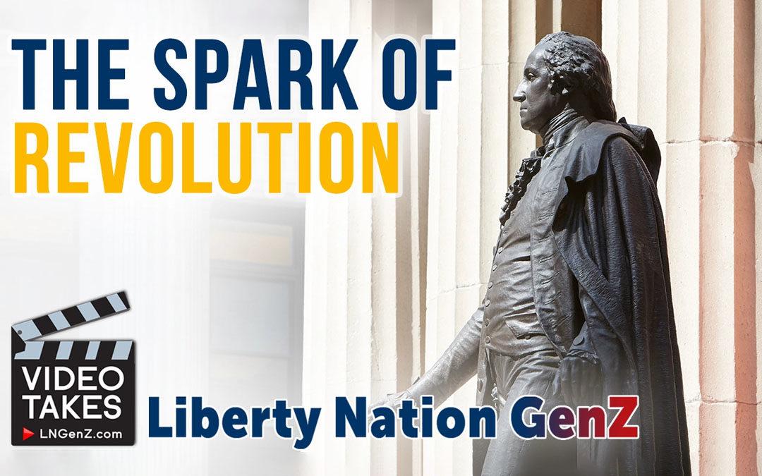 The Spark of Revolution