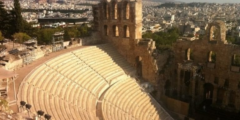 Athens - Middle